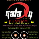 "Disc Jockey  ""CHINTIA NERRY""Hadir di Galaxy Pub Ktv"